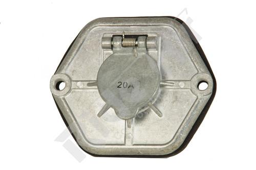 RT38213 - Receptacle w/ 20 Amp Breakers
