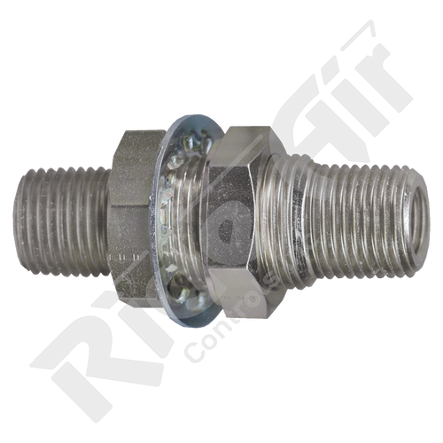 1497-DB - Terminal Bolt 1/2 Male Pipe x 1/4 Female Pipe, 2-3/4