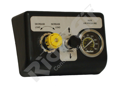 RA018P2T - Control Panal w/ Toggle Valve, Regulator, Gauge