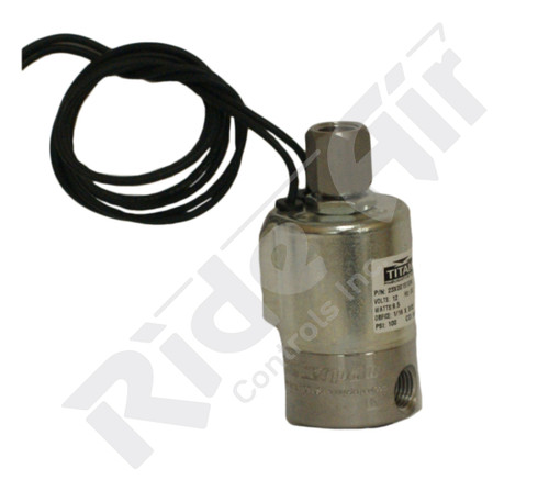 RA740PP - Solenoid Valve - Normally Closed 12VDC