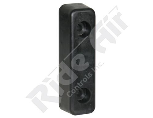 "RA2442 -Trailer Bumper 2 x 2.5 x 8 - 4 1/2 "" HC"