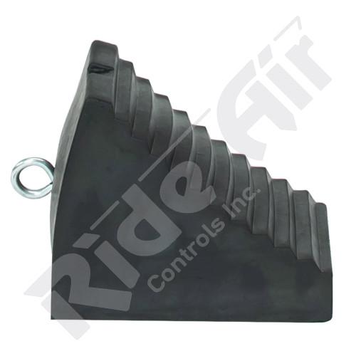 RA2401-1 - Contour Wheel Chock 6 1/2 x 9 1/4 x 7 H (RA2401-1)