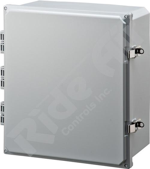 RA001P-141206 - Polycarbonate Box 14 x 12 x 6 w/o plate