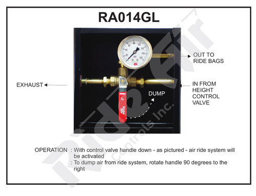 RA014GL - Suspension Dump Box