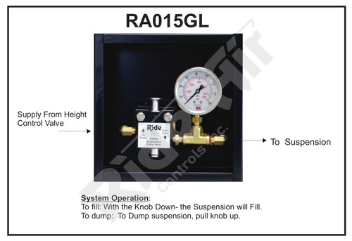 RA015GL - Suspension Dump Box (RA015GL)