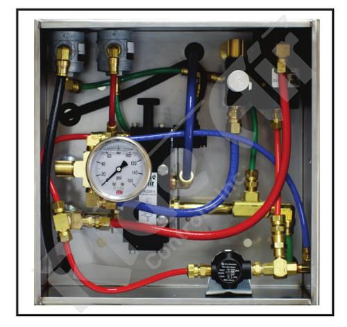 RA016SRA-32L - Steer Axle Control Box (RA016SRA-32L)