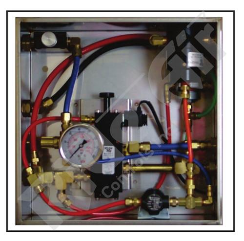 RA016SSA-32L - Steer Axle Control Box (RA016SSA-32L)