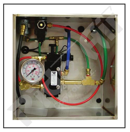 RA016SRA-21LS - Steer Axle Control Box (RA016SRA-21LS)