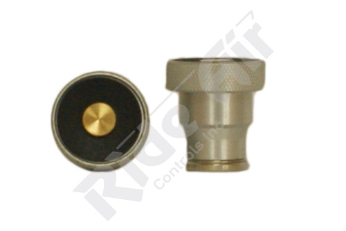 """S110524-PTC - 3/8"""" Exhaust Port Protector - Push to Connect (S110524-PTC)"""