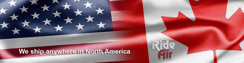 North America Shipping