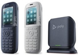 Introducing the NEW Poly Rove Family  Wireless DECT IP Phone Solution with Microban