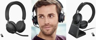 Introducing Jabra Evolve2 65 and Evolve2 85 Wireless Headsets