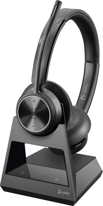 Savi 7320 DECT Office Series Wireless Headsets with MS Teams Open Office