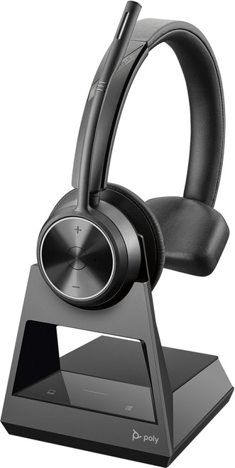 Savi 7310-M DECT Office Series DECT Wireless Headsets with MS Teams Open Office