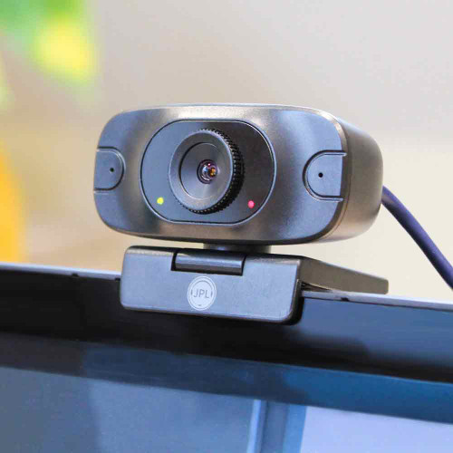 JPL Vision Mini 1080p HDWebcam (575-354-001) Mounted front view