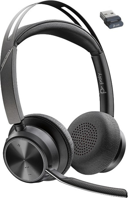 Poly Voyager Focus 2 and BT700 USB - premium wireless headset