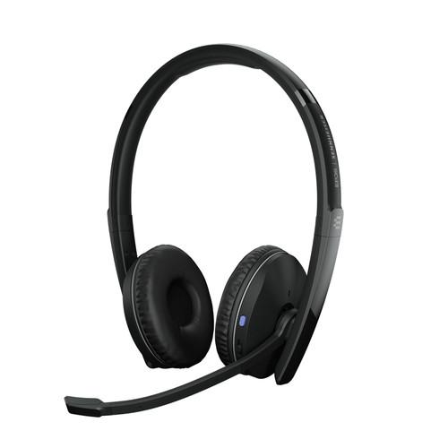 Epos Adapt 261 Bluetooth Binaural Wireless Headset w/ USB-C Dongle (EP10000882) Microsoft Teams certified