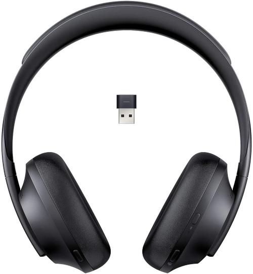 Bose 700 UC NC Wireless Headphone, Blac k w/Dongle (85226-0100)