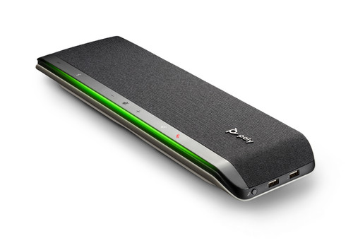 Poly Sync 60 USB/Bluetooth Smart Speakerphone - MS Teams (216873-01) (SY60-M)- Side view