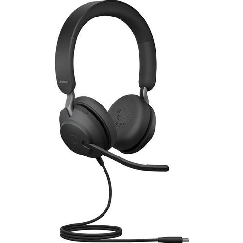 Jabra Evolve2 40 Stereo USB-C MS Teams (24089-999-899)