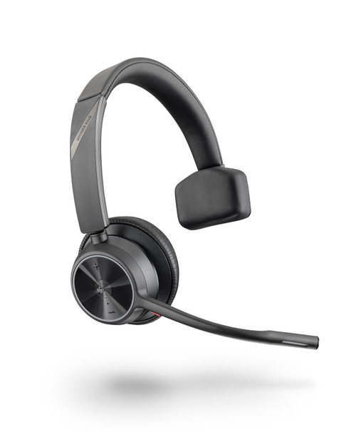 Poly Voyager 4310-M UC USB-A Wireless Headset-No Charging Stand, MS Teams (218470-02)