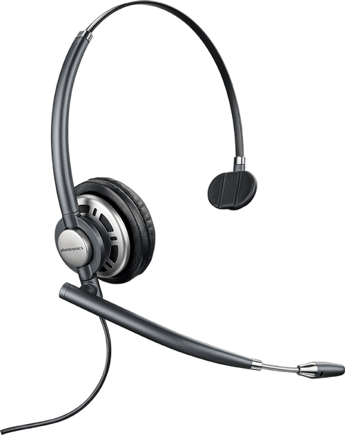 Plantronics EncorePro HW710 Single Ear Professional Headset (78712-10)