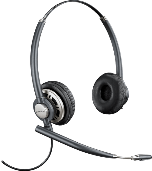 Plantronics EncorePro HW720 Dual Ear Professional Headset (78714-101)