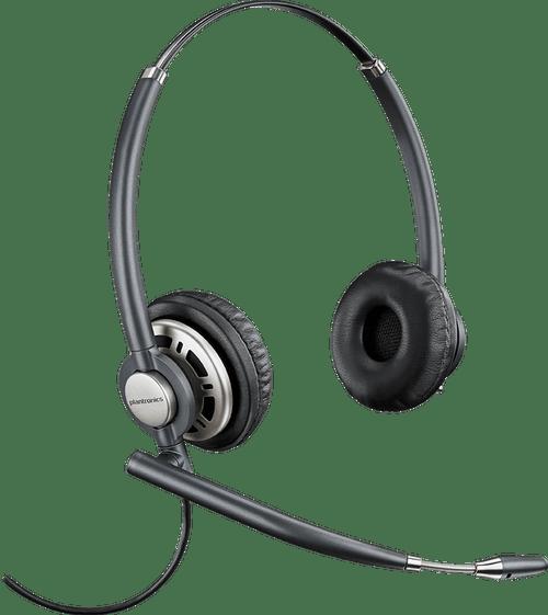 Plantronics EncorePro HW720 Dual Ear Professional Headset (78714-101)