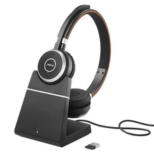 evolve 65 stereo with stand