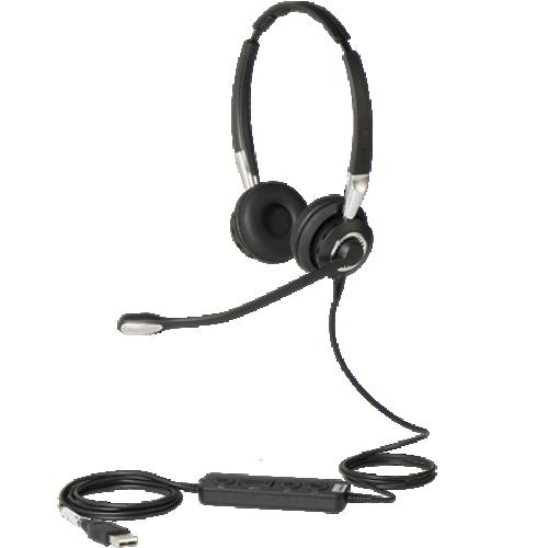 Jabra BIZ 2400 II Duo USB MS (2499-823-309)