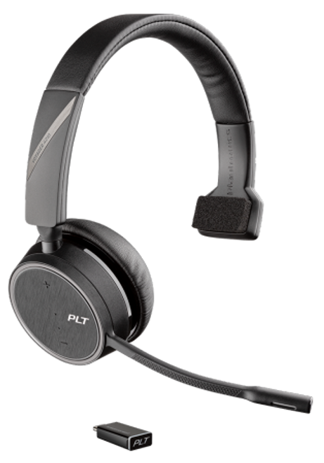 Voyager B4210 USB-C Wireless Bluetooth Headset