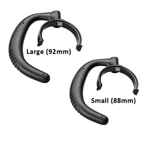 Plantronics Earloops EncorePro for Hw530 / HW540.  The Plantronics replacement ear loop # 88814-01 comes as a kit, including (1) small ear loop measuring 88mm and (1) large ear loop measuring 92mm.