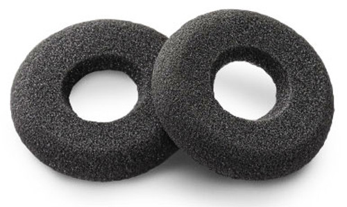 Plantronics Ear Cushions Foam for C32210/C3220 Qty-2 (88225-01)