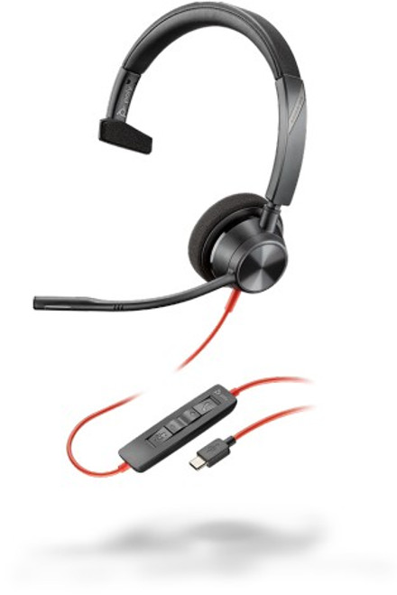 Blackwire BW3310 USB C Corded Headset