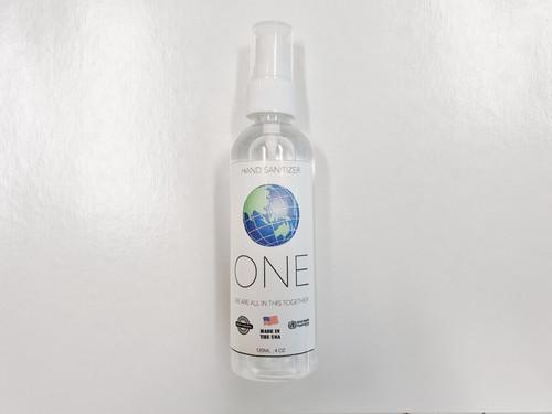 Hand Sanitizer-Gel 4 oz Bottles
