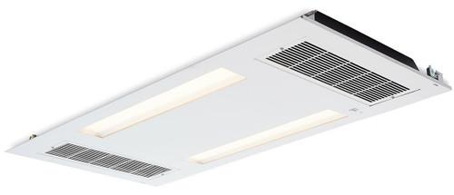 Cleanse Troffer Air Sanitation LED Luminaire