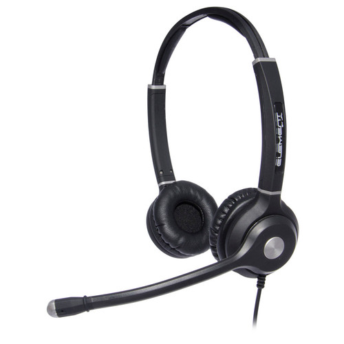 TT3 EVO Bin Dual Ear Modular Headset, NC, QD (575-279-002), quick disconnect, TT3 EVO Element