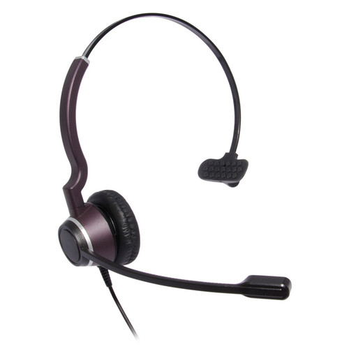 JPL-HAC-1 single ear corded headset for hearing impaired
