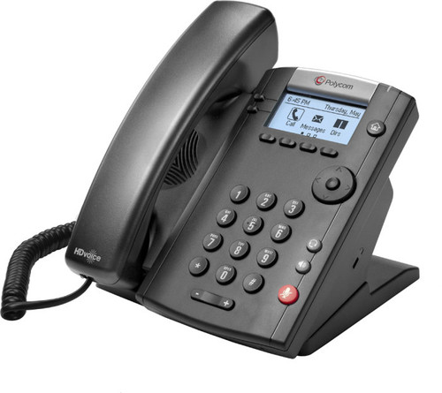 VVX201 VoIP2-Line  Desk Phone