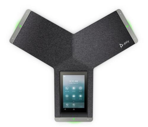 Polycom Trio C60 Bluetooth Conference Phone-DECT (2200-86240-025)