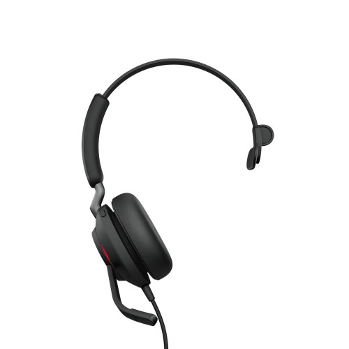 Evolve2 40 single ear corded headset