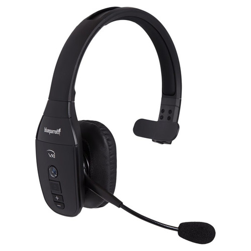 Jabra BlueParrott B450-XT (204270), Bluetooth, single ear, rugged, fleet, warehouse, noise-canceling