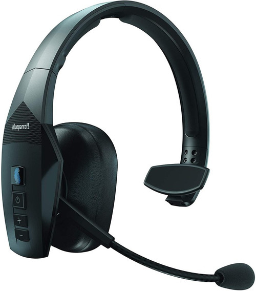 Jabra BlueParrott B550-XT Bluetooth Wireless Headset (204165). Recommended for field service engineers, fleet drivers, logistics and warehouse environments.  Voice-controlled industry leading sound with long wireless range, extreme comfort and up to 24 hours of talk time.
