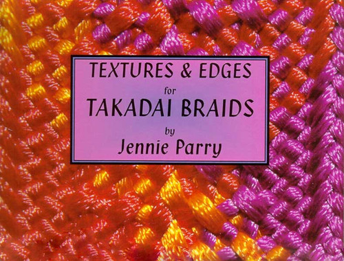 Textures and Edges for Takadai Braids