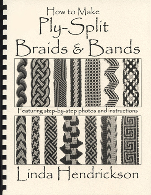 How to Make Ply-Split Braids & Bands