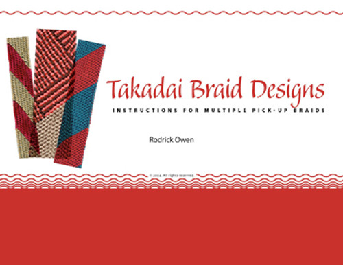 CD - Takadai Braid Designs