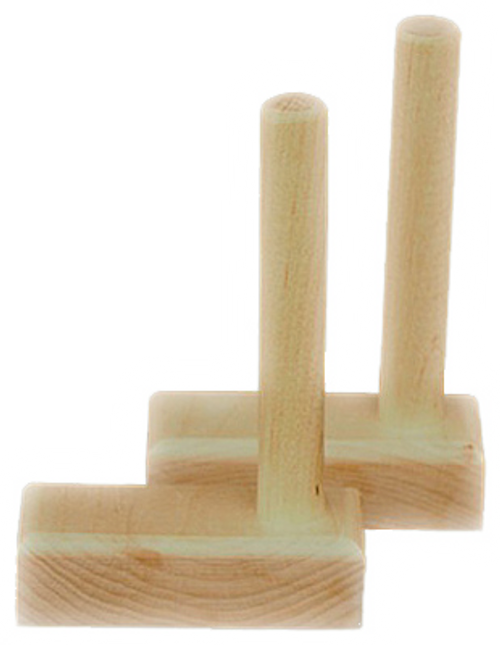 Warping Pegs - Set of 2
