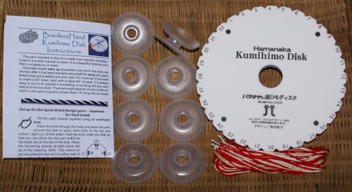 Kumihimo Disk Kit