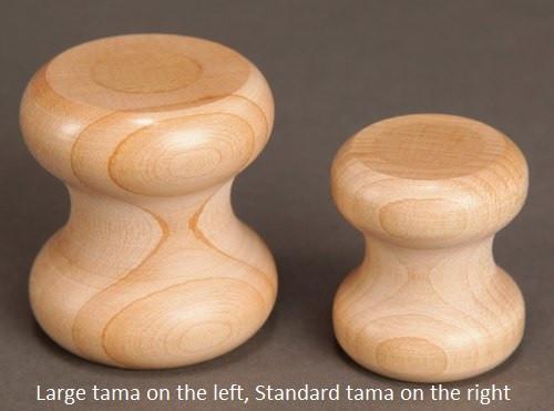 Bulk 40-gram Large Tama