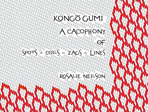 Kongo Gumi - A Cacophony of Spots-Coils-Zags-Lines